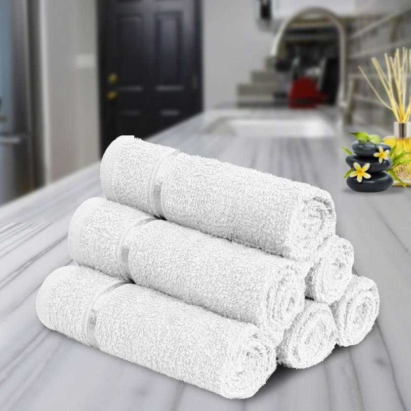 Story Home 6 Piece Cotton Bath Linen Set Buy Story Home 6 Piece