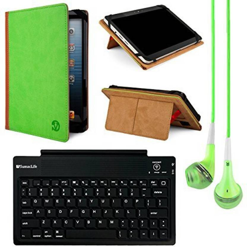 Vangoddy Flip Cover for Azpen 10 1 Inch Android & Windows