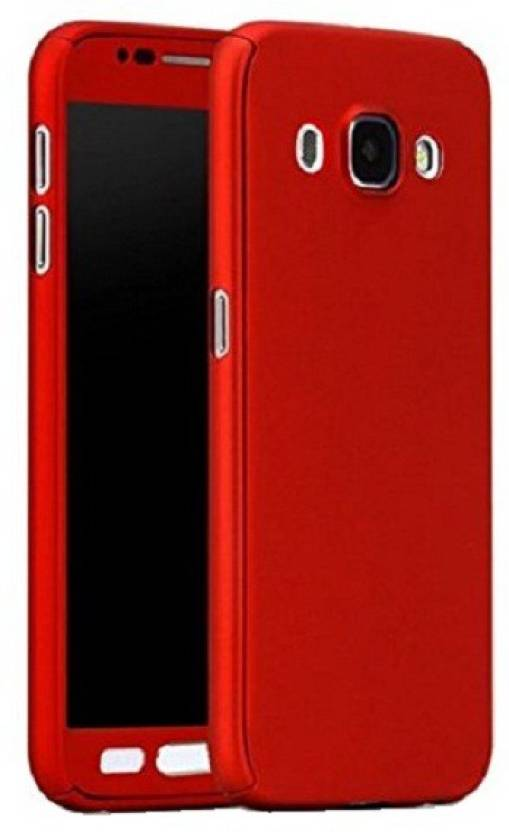 sports shoes da12f f6431 Rozec Front & Back Case for Ipaky Cover Samsung Galaxy J7 2016 -Red ...
