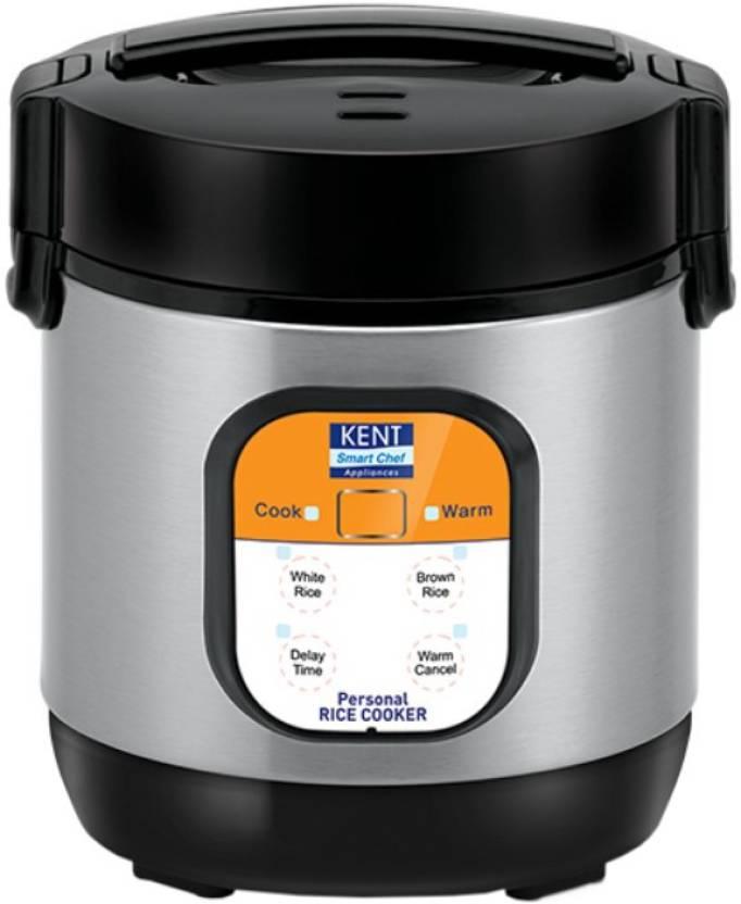 KENT Personal Rice Cooker 0.9-Litres 180-Watt