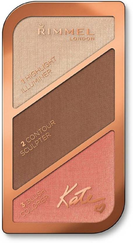 a51d2014d536 Rimmel London Kate Sculpting Face Kit Foundation - Price in India ...