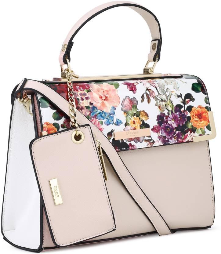 d57cbe606e78 Buy Dune London Hand-held Bag PINK Online   Best Price in India ...