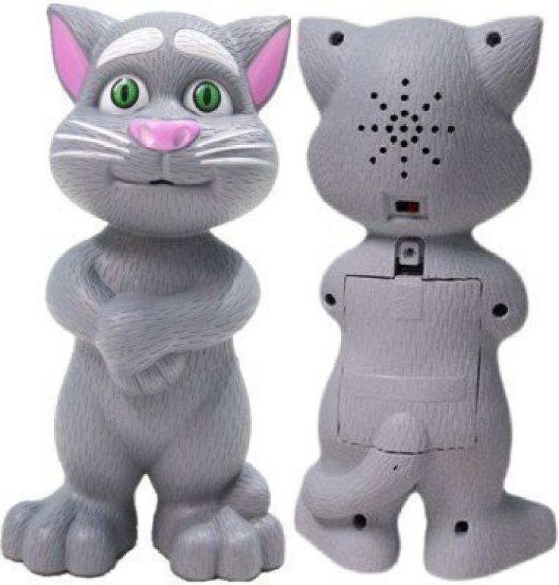 Turban Toys Talking Tom Musical With Touch Sensitive And Recording