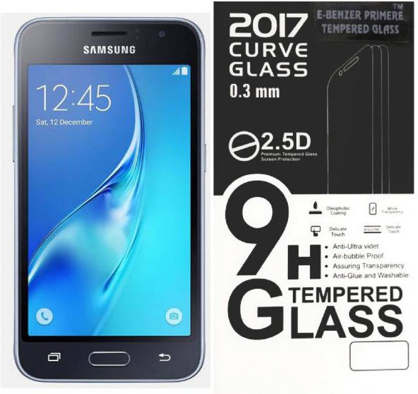 E-Benzer Tempered Glass Guard for SAMSUNG Galaxy J1 - E