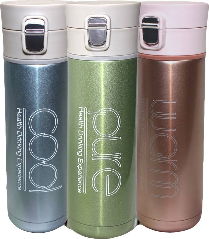 ShopyBucket Stainless Steel Thermos Bottle,500 Ml,Double