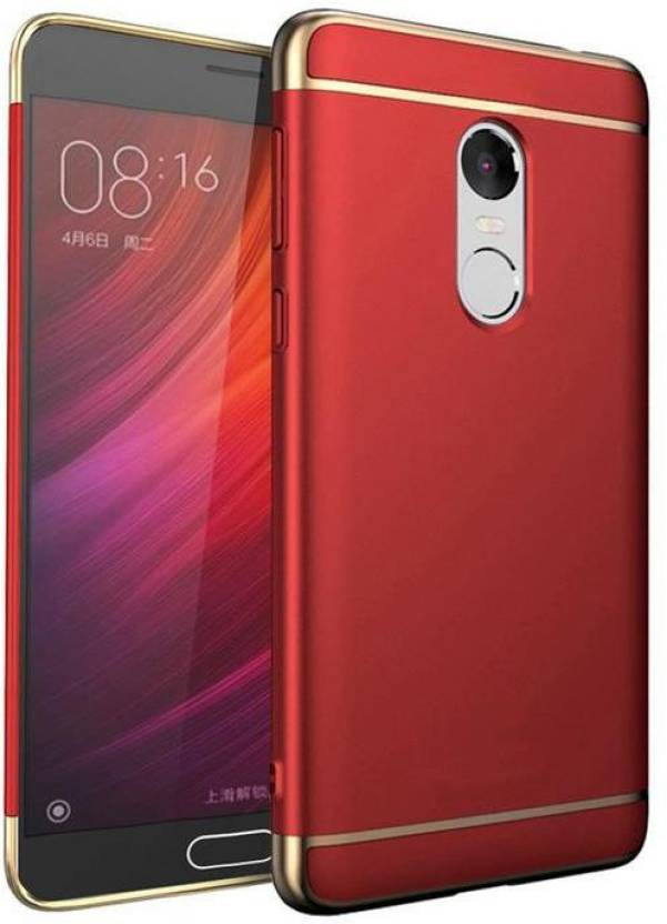new product 4dce0 93ed5 COVERBLACK Back Cover for Mi Redmi Note 5 - COVERBLACK : Flipkart.com