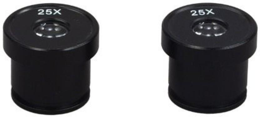OMAX WF25X Widefield Eyepiece for Microscope 19.8mm