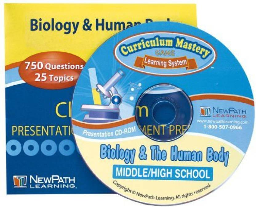 Generic Newpath Learning Biology And The Human Body Interactive ...