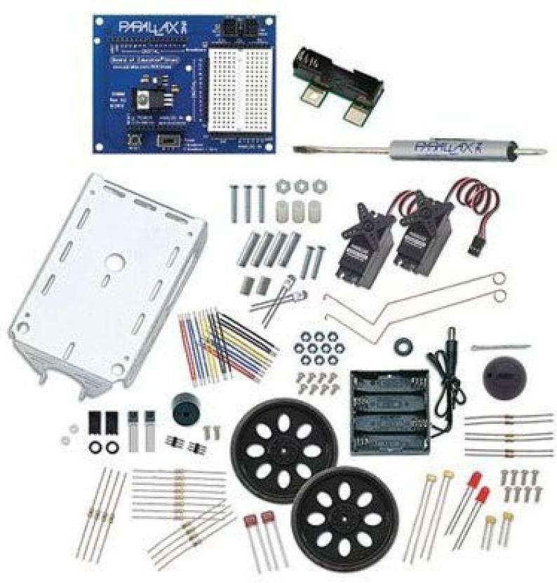 PARALLAX Robotics Shield Kit (For Arduino) Price in India