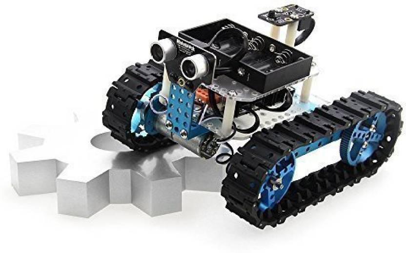 Makeblock Educational Starter Robot Build Kit Aluminum Frame