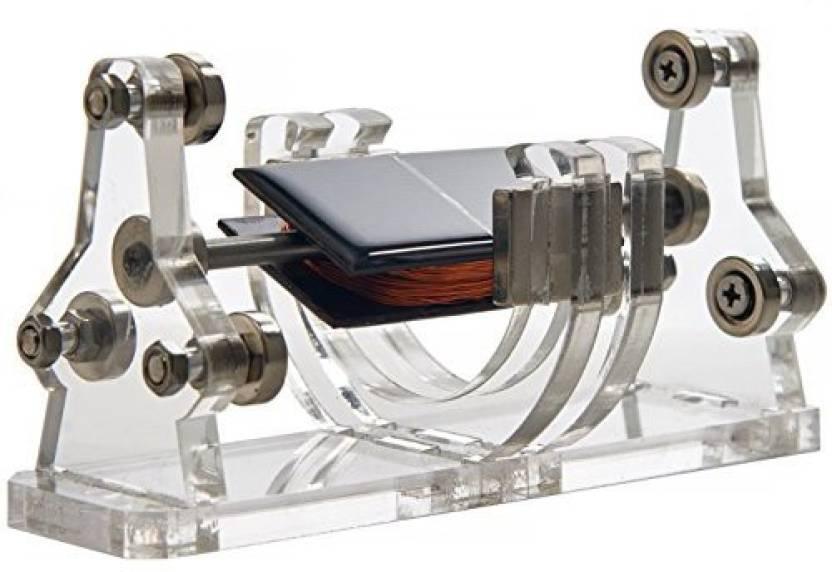 da24bd4f915 Sunnytech Solar Mendocino Motor Magnetic Levitating Experiment Teaching  Model St17 (Multicolor)
