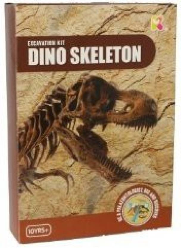 Keycraft Dino Skeleton Excavation Kit Price in India - Buy