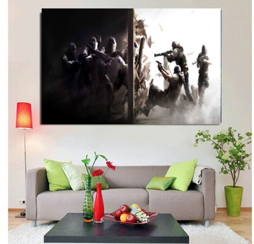 Poster Wallpaper Wall Art Home Decor Living Room Or Bedroom Bar Decor Wall  Art Canvas Picture