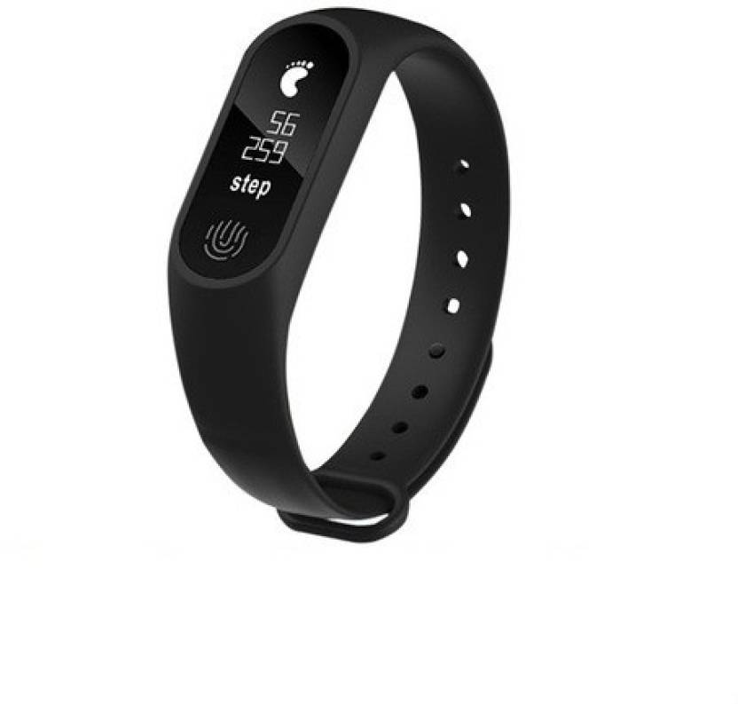 Landmark PJS_528P M2 Band_mi fitness band|| Heart rate band||Health Watch||  Calories Tracker Band|| Step Count Band||fitness tracker|| bluetooth smart