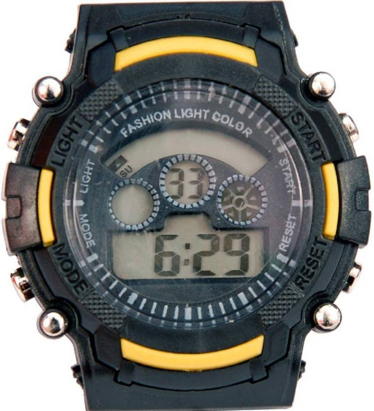 bf0593912007 meswarn kids seven lights Watch - For Boys - Buy meswarn kids seven lights  Watch - For Boys kids seven lights Online at Best Prices in India