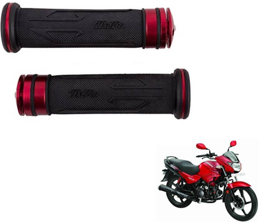 Mockhe MoxiDiamond-112 Glamour Fi Bike Handle Grip For Hero Glamour