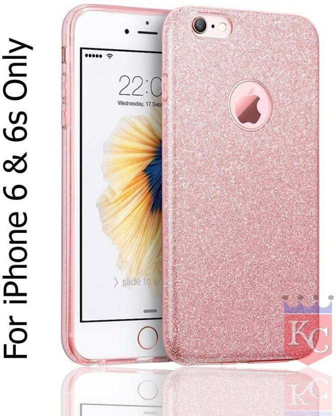 hot sale online 2f3ce 64c81 KC Back Cover for Apple iPhone 6s, Apple iPhone 6