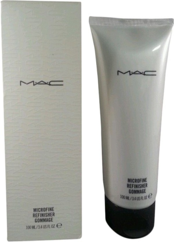 mac microfine refinisher gommage review