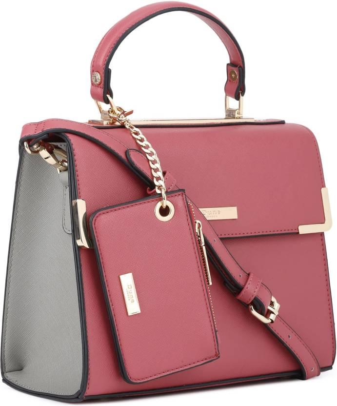 5399ce53d699 Buy Dune London Hand-held Bag FUSCHIA Online   Best Price in India ...
