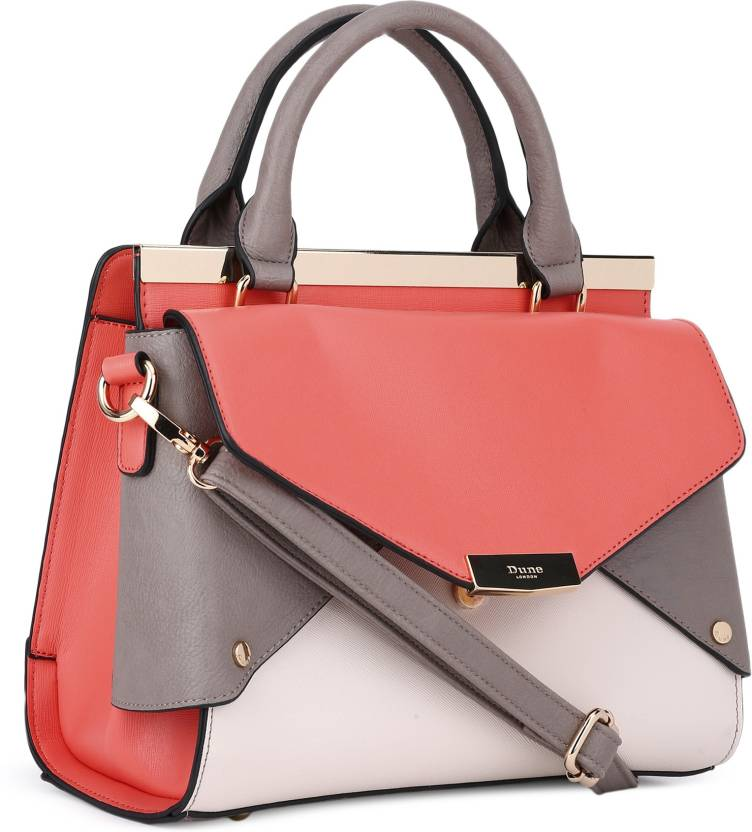 2264a5bcb374 Buy Dune London Hand-held Bag CORAL Online   Best Price in India ...