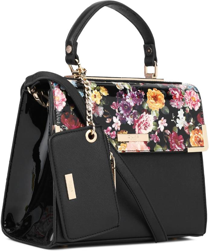 16dd5757236d Buy Dune London Hand-held Bag BLACK Online   Best Price in India ...