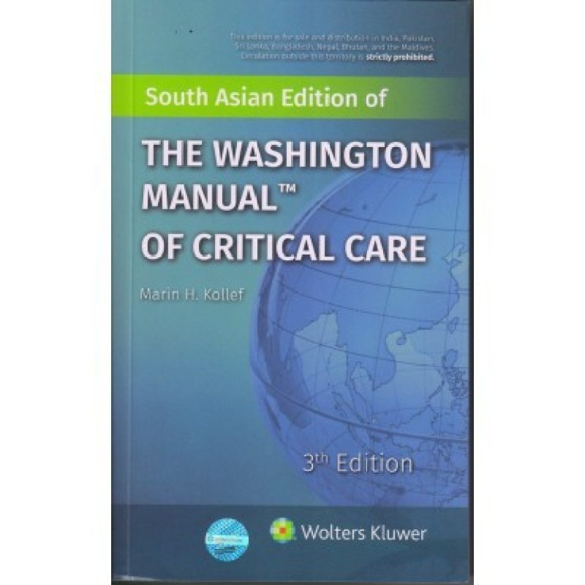 the washington manual of critical care buy the washington manual rh flipkart com washington manual of critical care 2017 washington manual critical care pdf free