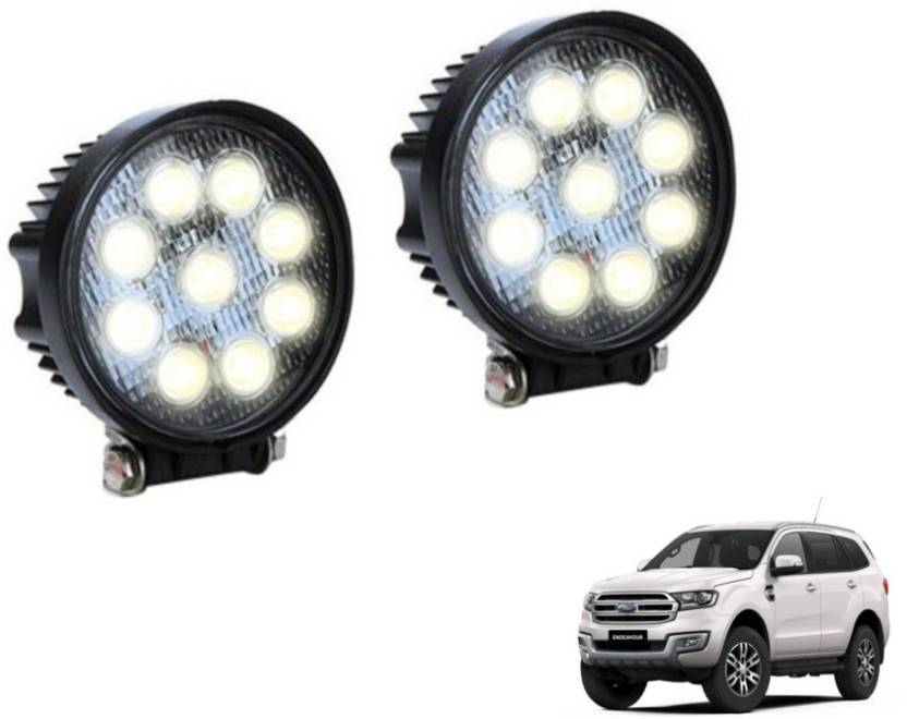 Mockhe LED Fog Light For Ford Endeavour Price in India - Buy