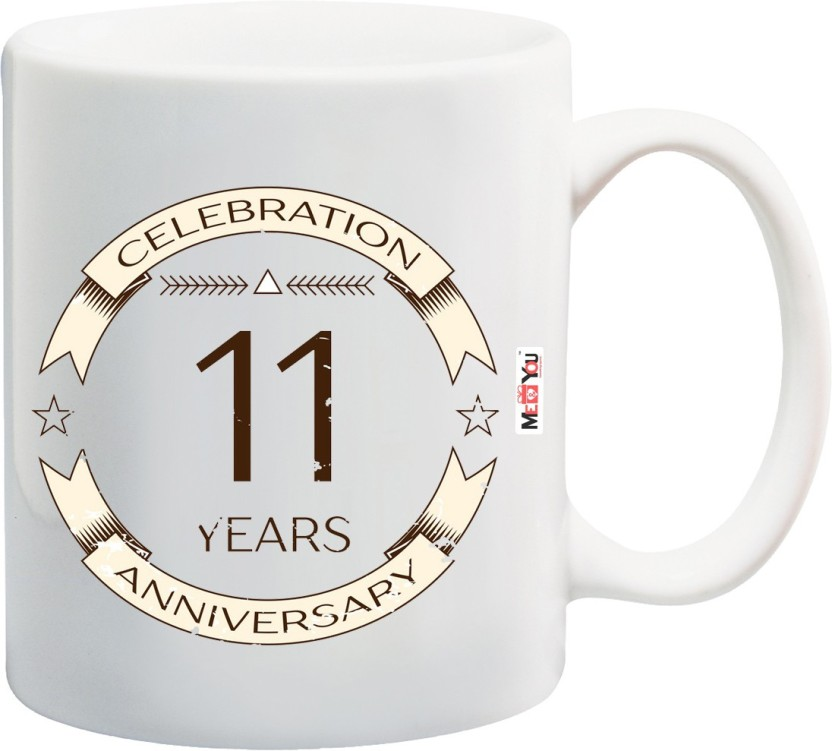 MEu0026YOU Gift For 20th Anniversary 20th Anniversary Gifts for Father Mother Husband Wife Brother Sister Printed IZ18SRMU-2535 Ceramic Mug (325 ml)  sc 1 st  Flipkart & MEu0026YOU Gift For 20th Anniversary 20th Anniversary Gifts for Father ...