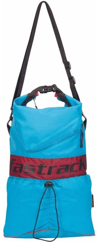 Fastrack Women Casual Blue Polyester Sling Bag Blue - Price in India ... 20570a7071973