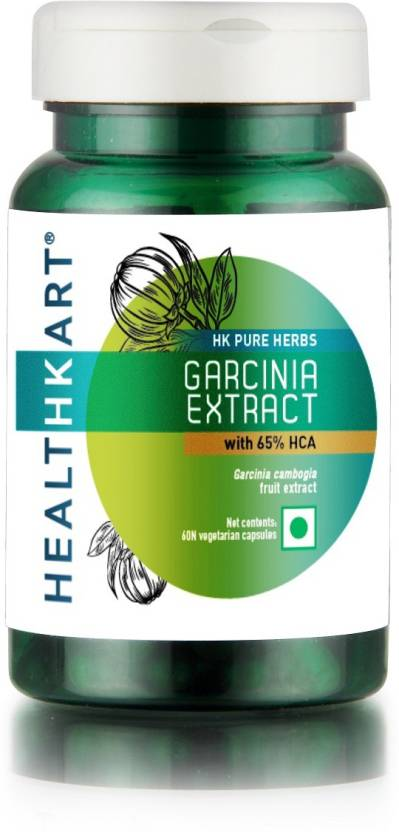 Healthkart Garcinia Cambogia Extract With 65 Hca For Weight Management