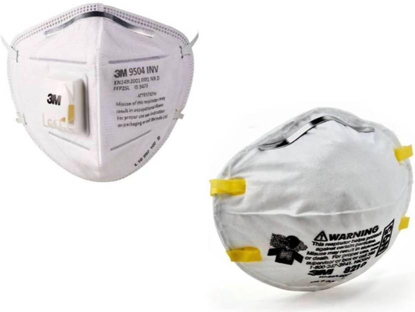 8210 And Respirator P2 Mask Pollution amp; 3m 9504-inv-p N95