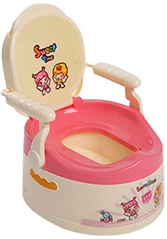 4bb71904f7d A+B Potty Chair Shaped Baby Closestool Potty Box - Plastic Material ...