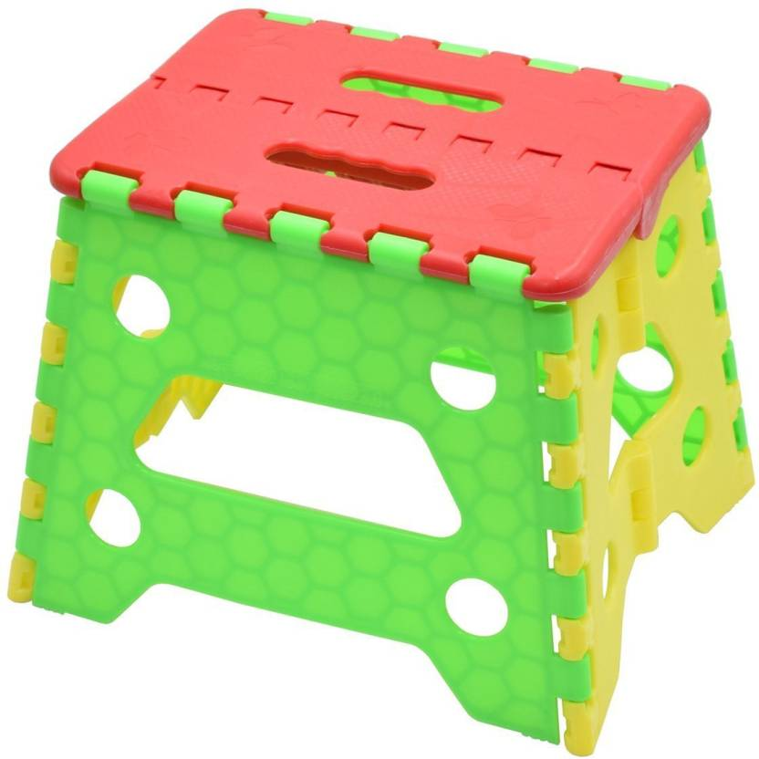 Awe Inspiring Imported Plastic Portable Folding Step Stool For Kids And Ibusinesslaw Wood Chair Design Ideas Ibusinesslaworg