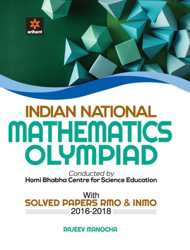 Indian National Mathematics Olympiad: Buy Indian National
