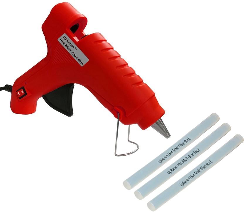 How to make a glue gun at home easy way