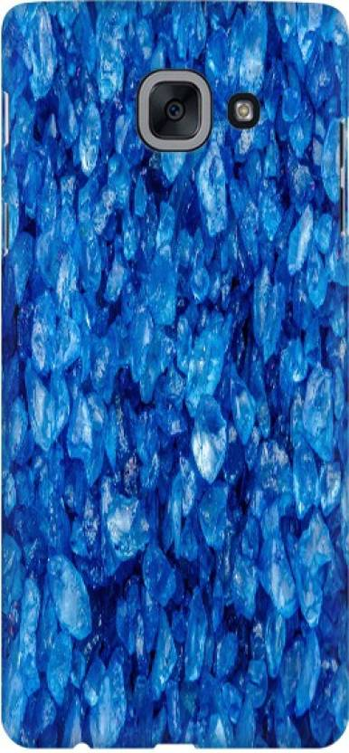 ATOM Blue Crystal Premium Printed Skin For Samsung J7Max
