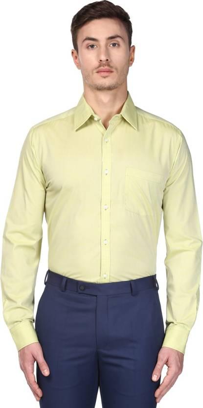 4a5f77bc Park Avenue Men's Solid Formal Shirt - Buy Park Avenue Men's Solid Formal  Shirt Online at Best Prices in India | Flipkart.com