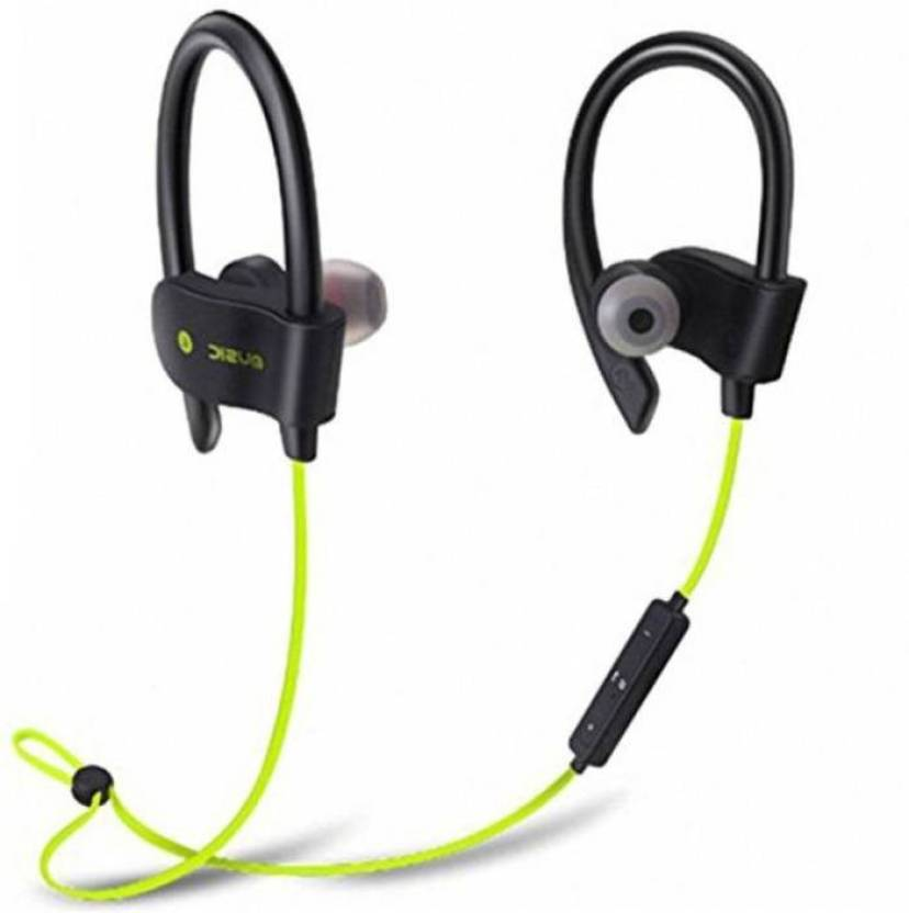 ... With Enhanced Bass Wireless/bluetooth Waterproof/sweatproof Qc-10 Sports Jogger/earphones/handfree For Apple Iphone 5,5s,5c,6,6s,6plus,6splus,7,7plus ...