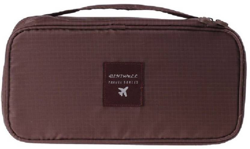 31cf0f1e8624 Everbuy Travel Women's Storage Bag For Underwear Clothes Lingerie ...