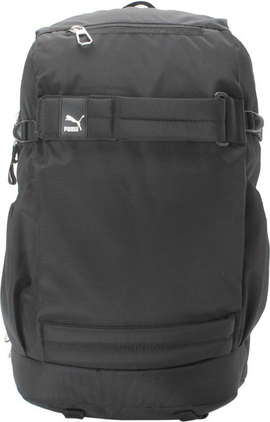 50ad61c103 Puma Evo Blaze Street Backpack 20 L Backpack Black - Price in India ...