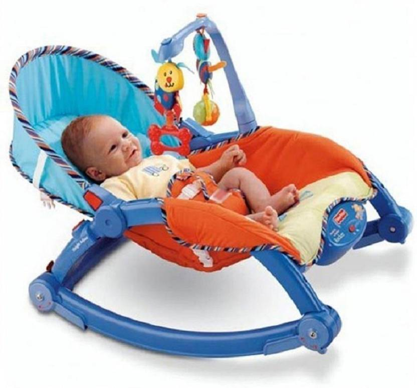 Astounding Toykart Newborn To Toddler Vibrating Rocker Chair With Calming Vibrations Adjustable Mode Portable Non Electric Bouncer Short Links Chair Design For Home Short Linksinfo