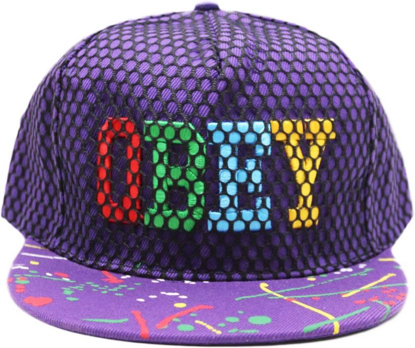 Friendskart Embroidered Embroidered Huntsman Era OBEY Hip Hop Snapback Net Cap  Cap - Buy Friendskart Embroidered Embroidered Huntsman Era OBEY Hip Hop ... f7297f2fcdf0