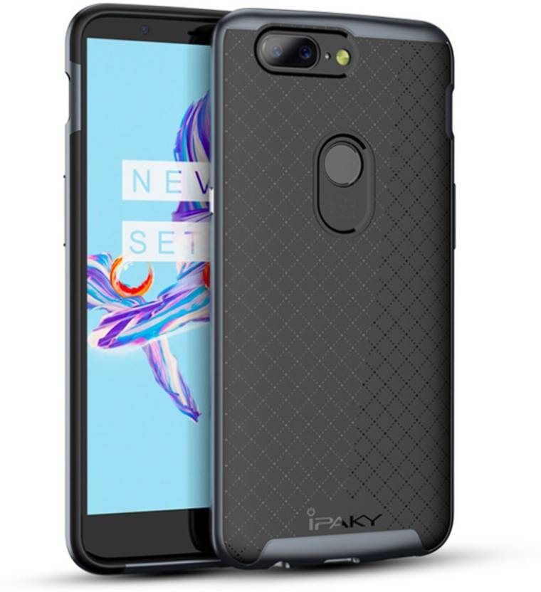 lowest price 4621f c3c77 iPaky Back Cover for OnePlus 5T - iPaky : Flipkart.com