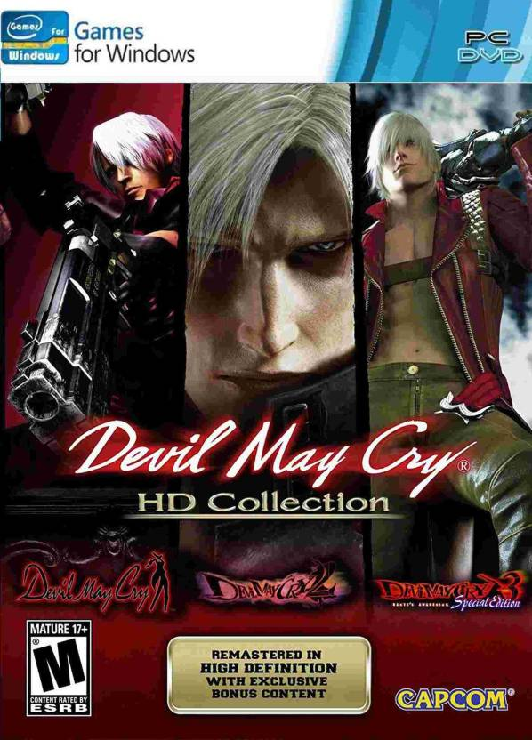 Devil May Cry Hd Collection Pc Game Offline Only Premium Edition