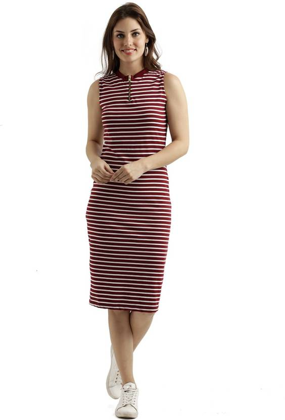 6235750872d Miss Chase Women s Bodycon Multicolor Dress - Buy Miss Chase Women s  Bodycon Multicolor Dress Online at Best Prices in India