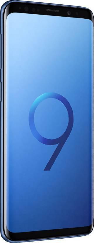 Samsung Galaxy S9 Plus (Coral Blue, 128 GB)(6 GB RAM)