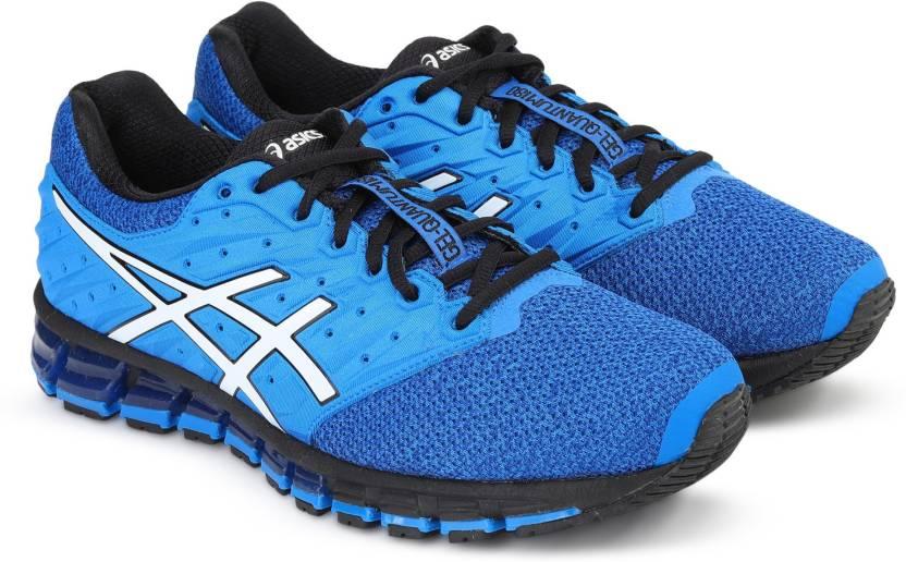 size 40 52318 eb67e Asics GEL-QUANTUM 180 2 MX Running Shoes For Men (Blue)
