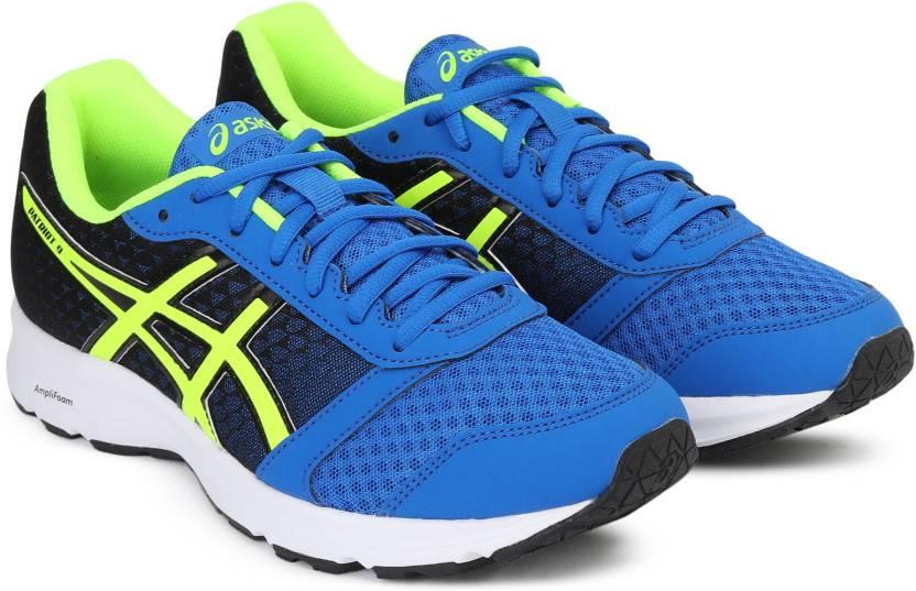 Asics PATRIOT 8 Chaussures de 8 course pour SAFETY homme de Acheter VICTORIA BLUE/ SAFETY 823ed61 - e7z.info