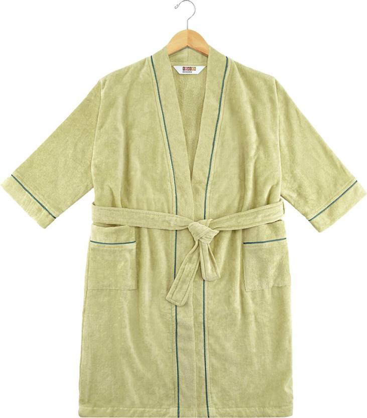 d364f731ba SPACES Desert-Teal Large Bath Robe - Buy SPACES Desert-Teal Large ...