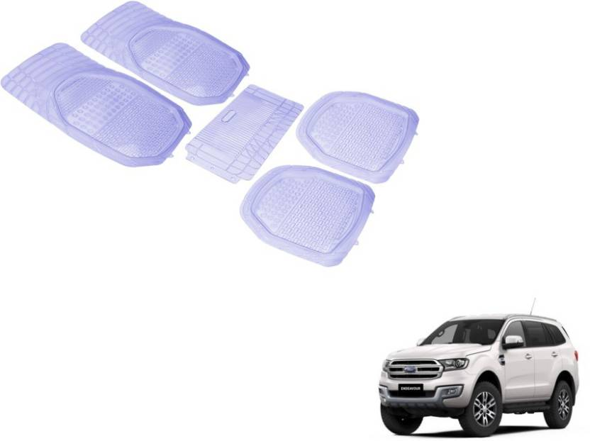 Auto Hub PVC Standard Mat For Ford Endeavour Price in India